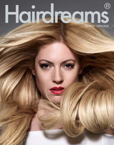 Hairdreams Product Catalogue By Hairdreams Haarhandels Gmbh Issuu