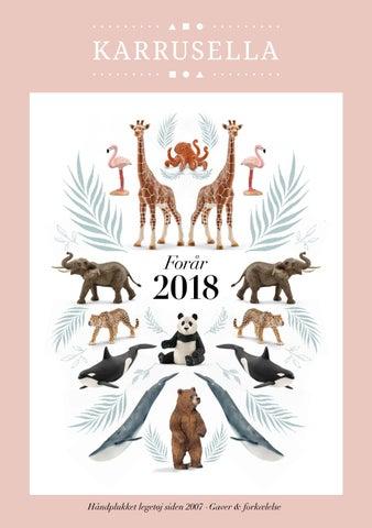 d787ab0c337 Karrusella katalog forår 2018 issue by Karrusella / Jorcks Passage ...