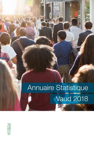 Annuaire Statistique Vaud 2018 By Etat De Vaud Issuu