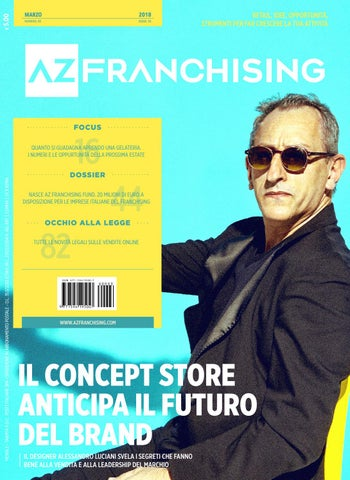 Az franchising marzo 2018 by AZ FRANCHISING - issuu 2282c1196a4