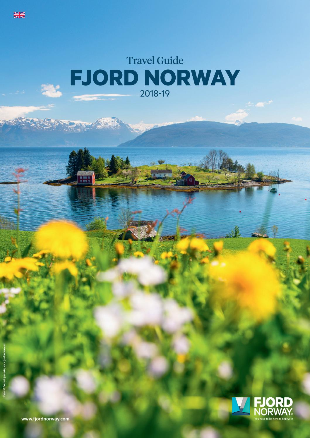 Long Island Leren Bank.Fjord Norway Travel Guide 2018 By Bodoni Issuu