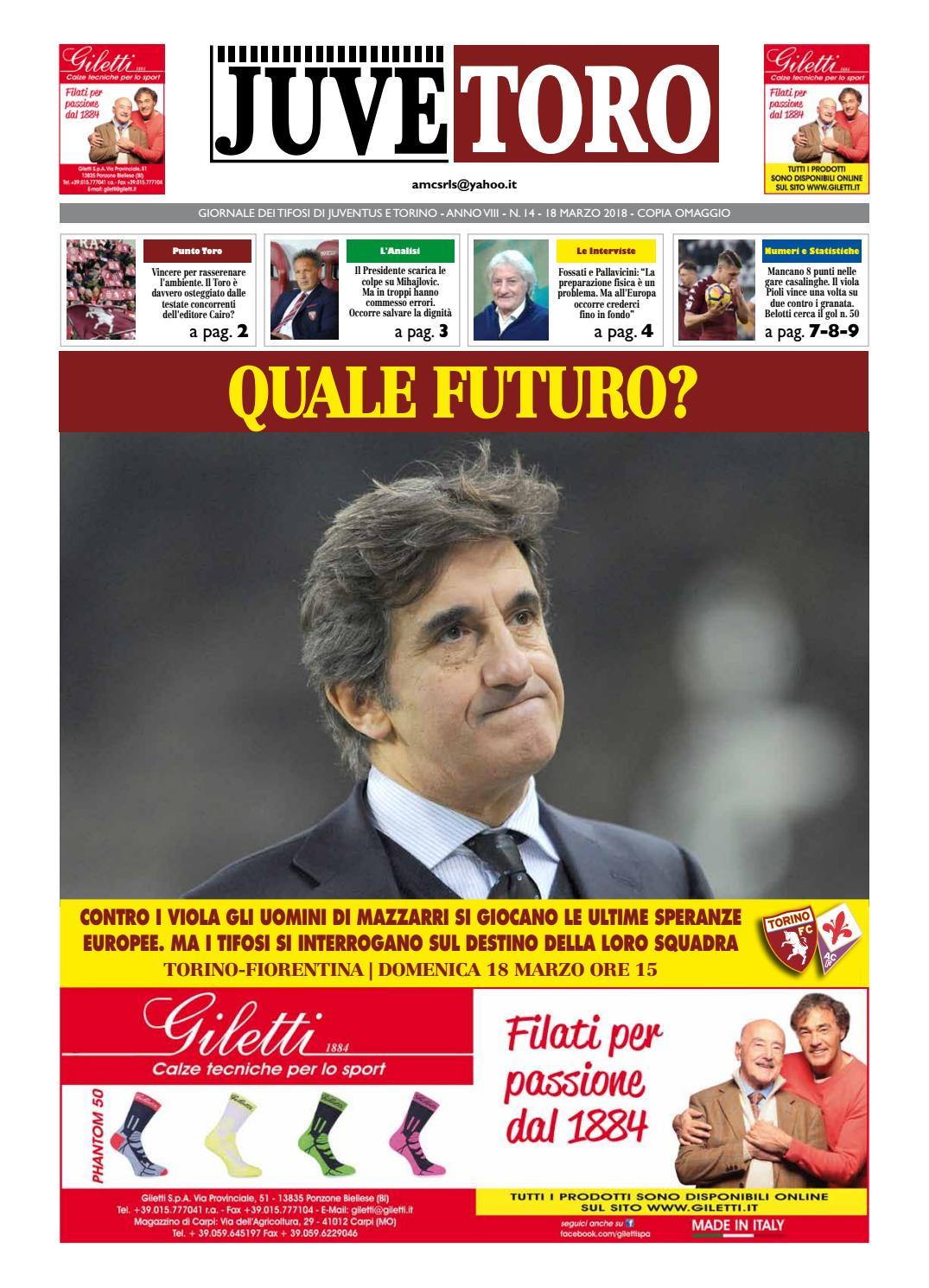 0fdab55c9 JuveToro n. 14 - anno VIII - Torino-Fiorentina by amcsrls - issuu