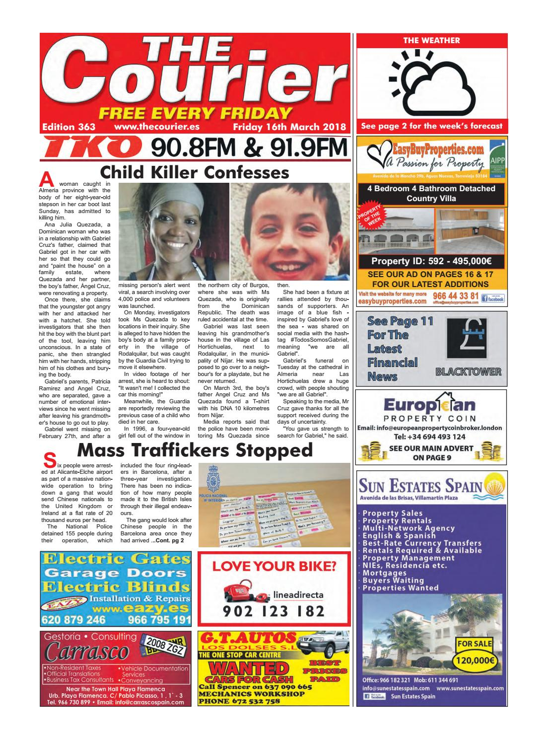 The Courier Edition 363 By The Courier Newspaper Issuu