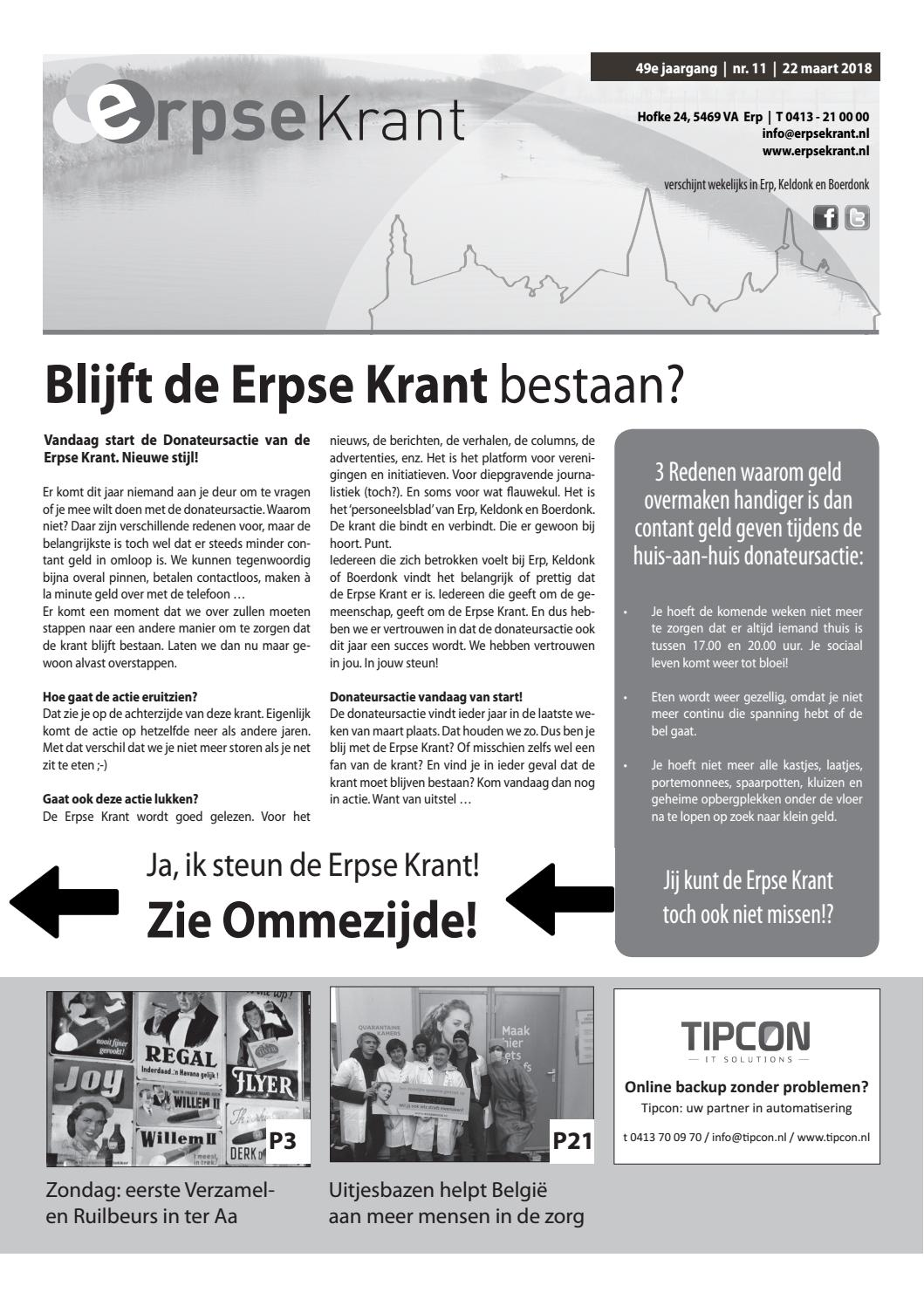 784a039d453f6d Erpse Krant 2018 - editie 10 by Erpse Krant - issuu