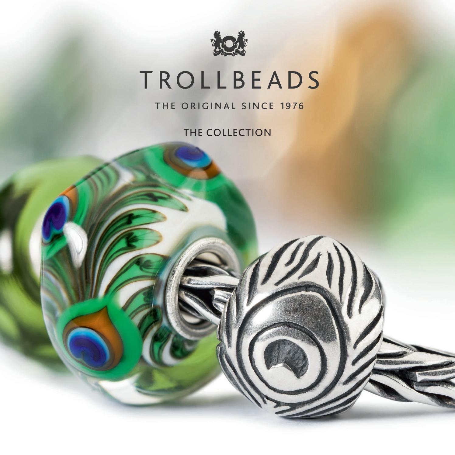 u-Bead Original Trollbeads letter bead u *