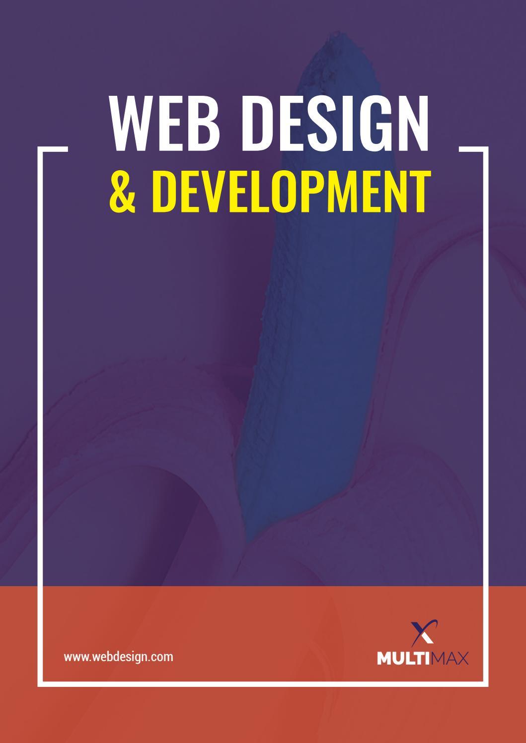 Web design & development Company Brochure by Al-Mamun - issuu