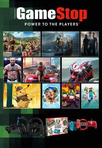 Gamestop Karte.Gamestop Katalog Frühjahr 2018 By Gamestop Issuu