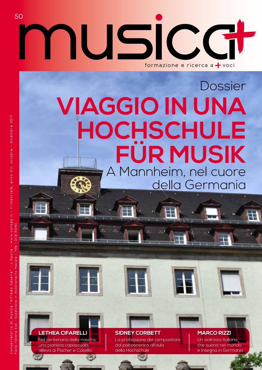 50 ottobre - dicembre 2017 by Musica+ - issuu