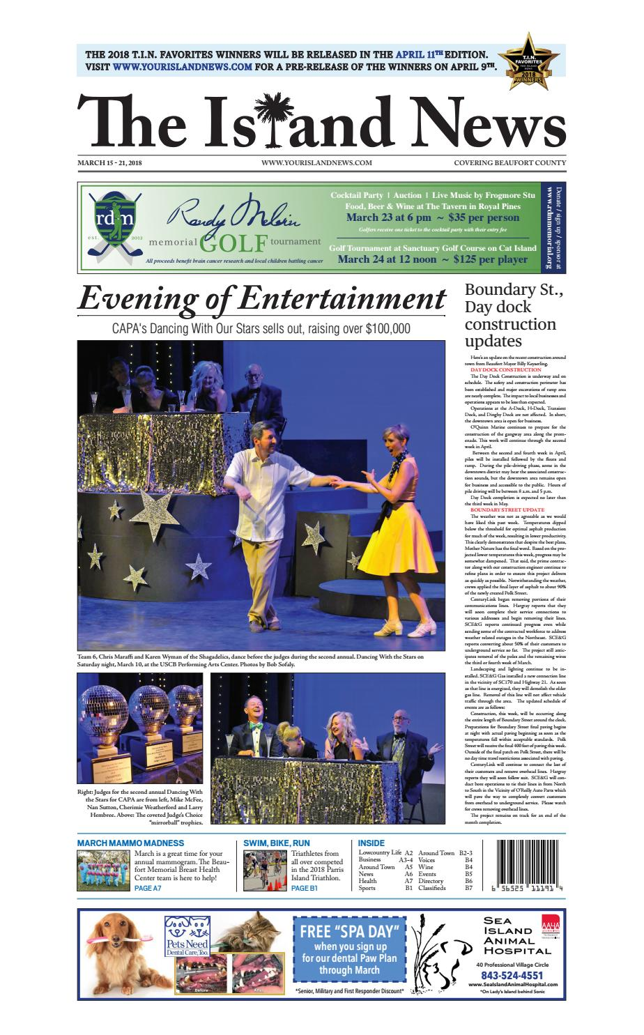 March 15 edition by The Island News - issuu