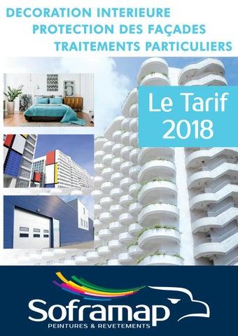Tarif Soframap 2018 Web By Soframap Issuu