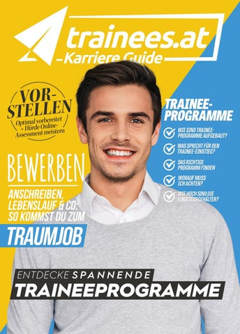 Trainee Karriere Guide by UNIMAG GmbH - issuu