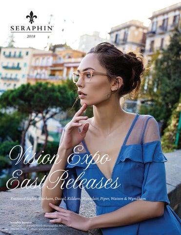 d4b6495b768 Seraphin VEE 2018 Release by Ogi Eyewear - issuu