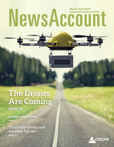 COCPA NewsAccount - March/April 2018 by Colorado Society of