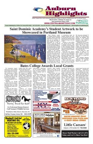 Auburn Highlights March 2016 By Turner Publishing Inc Issuu