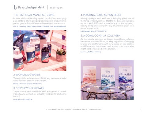 Page 11 of Beauty Independent Trend Report