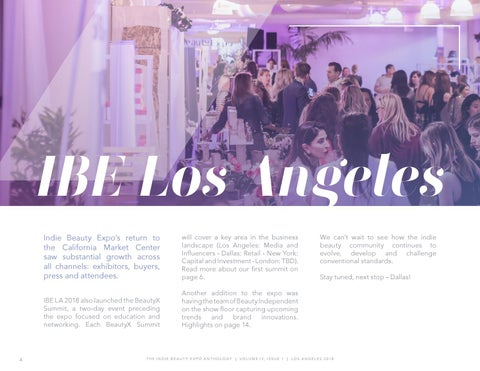 Page 4 of IBE Los Angeles