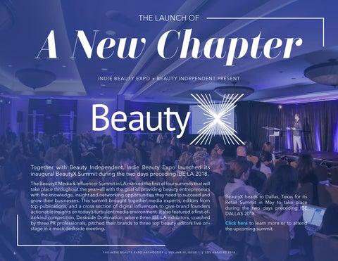 Page 6 of BeautyX Retail Summit