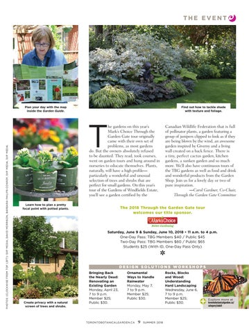 Page 9 of Gardens packed with plants and whimsy