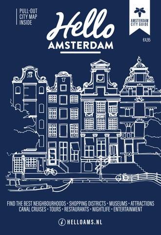 hello amsterdam city guide 2017 by hello amsterdam issuu