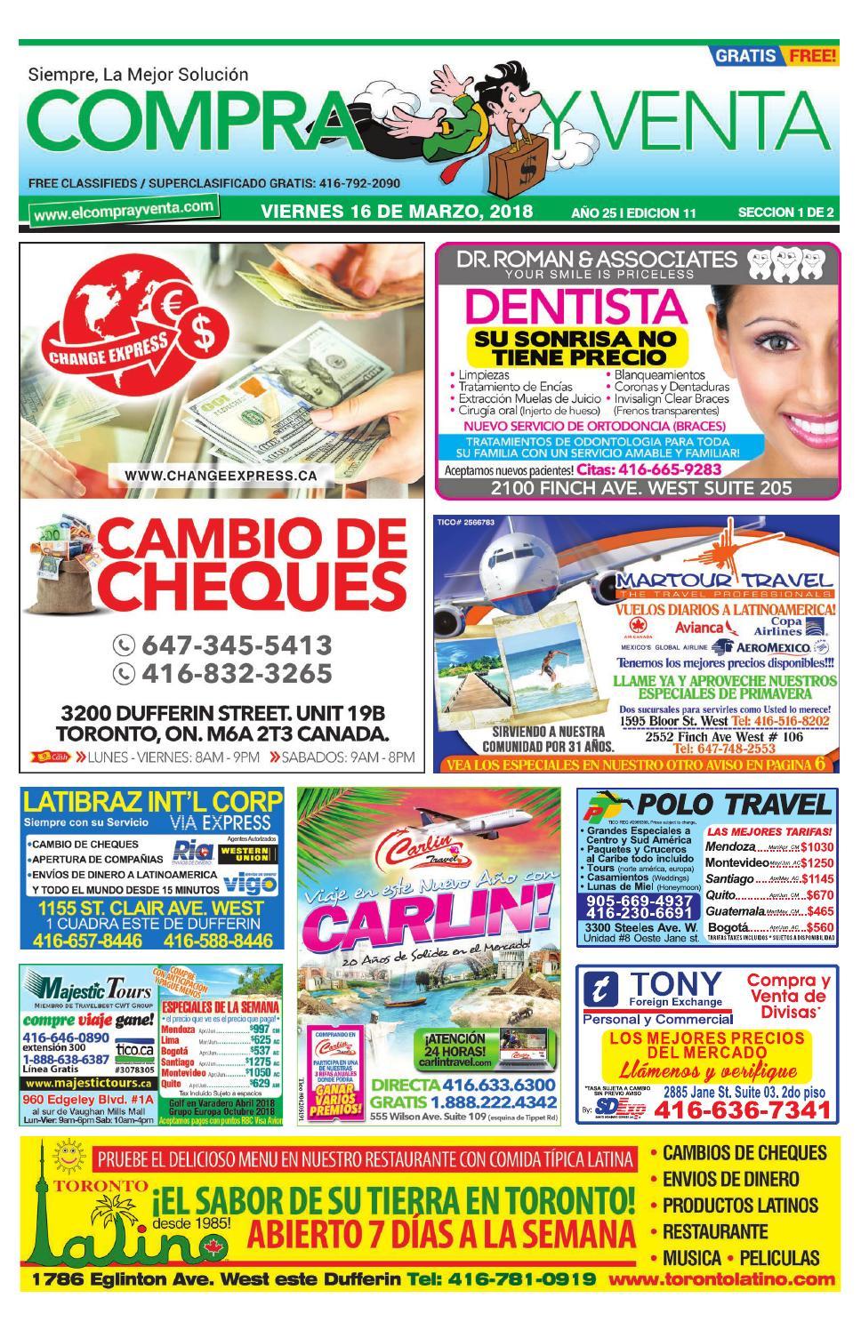 Compra y Venta Edicion  11. 2018 by elcomprayventa - issuu e0fb748f368b
