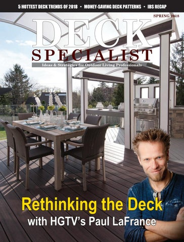 Deck Specialist Spring 2018 by 526 Media Group - issuu