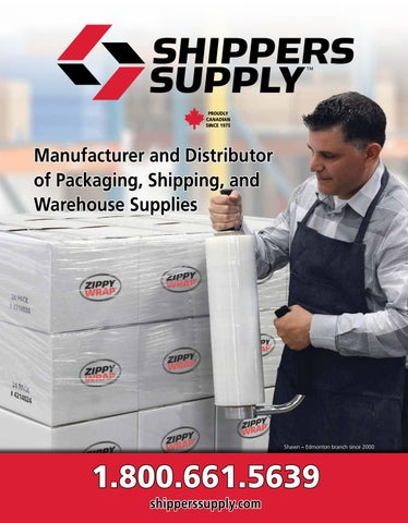 2f6c8ed172454 Shippers Supply 2018 catalogue by Shippers Supply - issuu