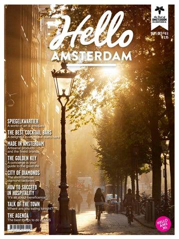 0ce3fc7ddbc Hello Amsterdam 7 - Sept/Okt 2015 by Hello Amsterdam - issuu