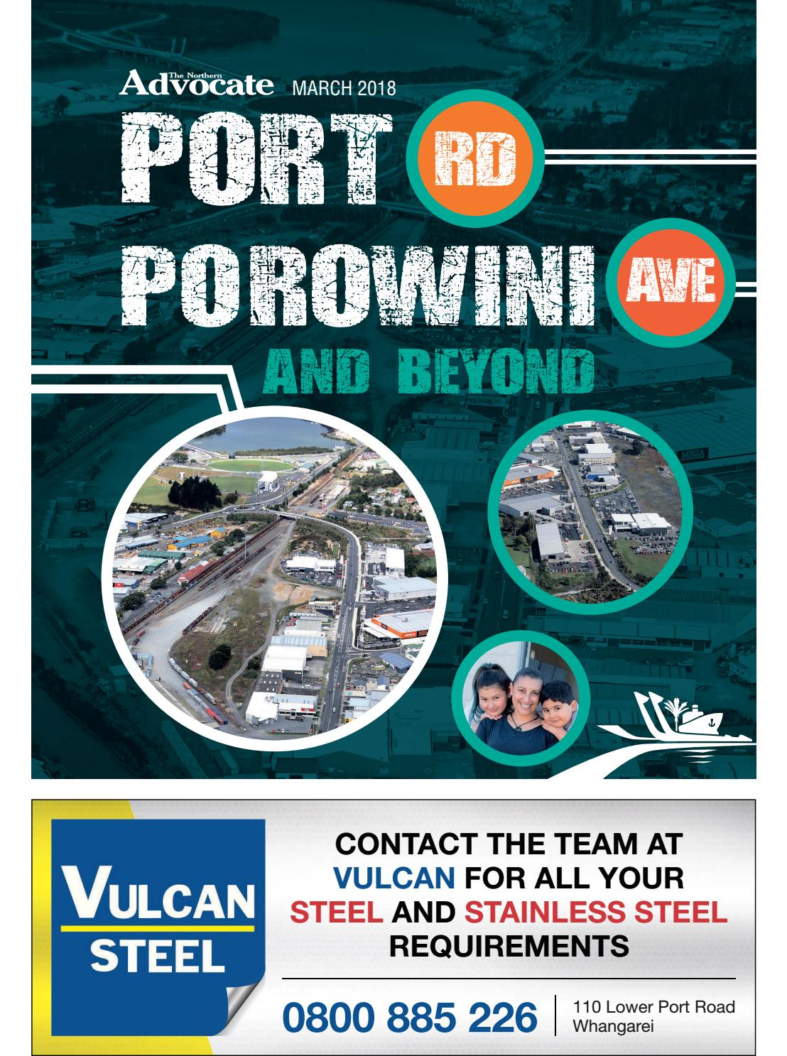 Port Road March 2018 by Northern Advocate - issuu