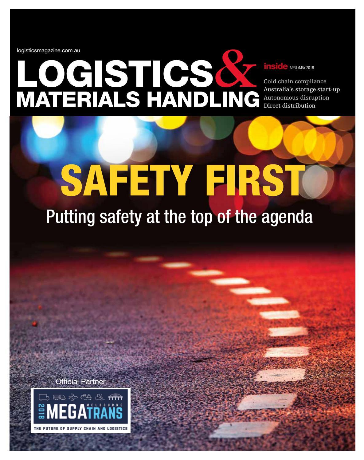 Logistics & Material Handling by PrimeCreative - issuu