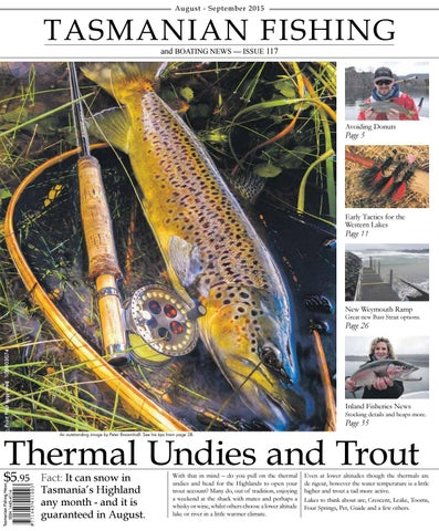 b95a5e103ba Tasmanian Fishing and Boating News Issue 117 2015 August by Stevens ...
