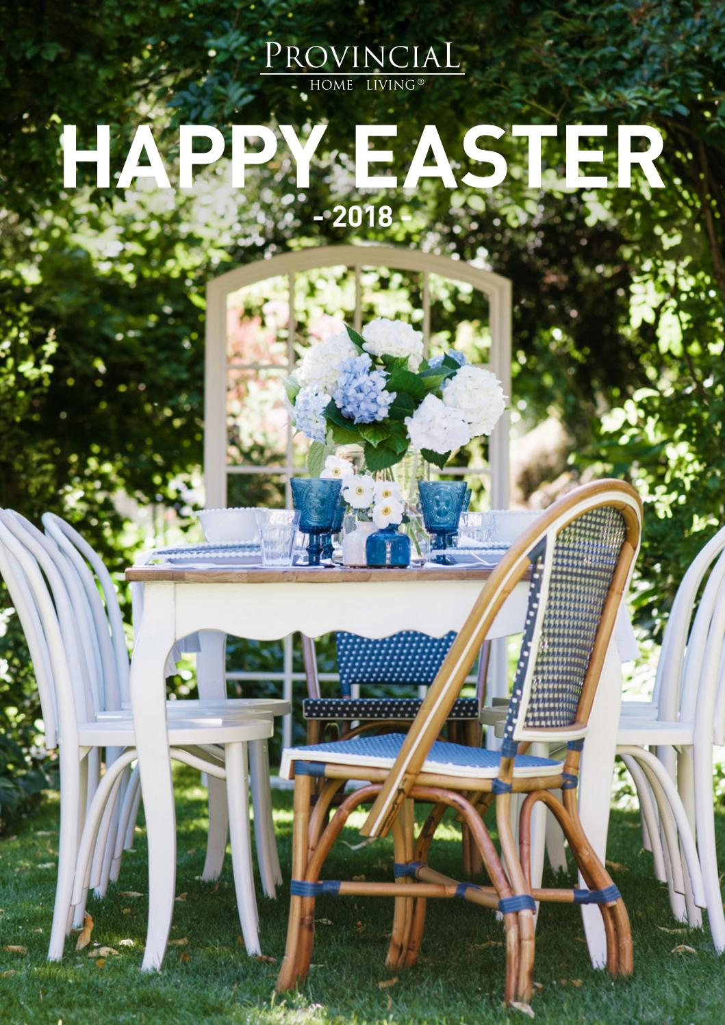 Provincial Home Living Easter 2018 Catalogue By Woof Creative Issuu
