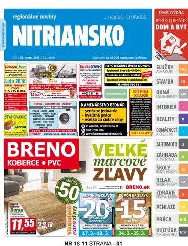 705da0a21 Nitriansko 18 11 by nitriansko nitriansko - issuu
