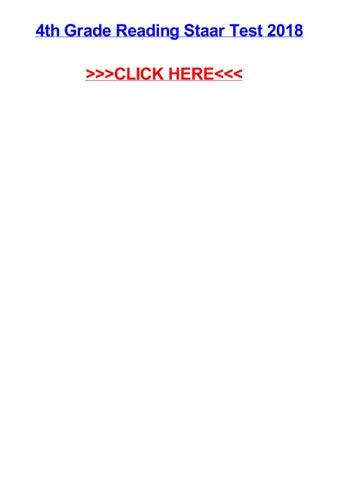 4th grade reading staar test 2018 by jackiexzxvk issuu 4th grade reading staar test 2018 click here 4th grade reading staar test 2018 admission essay madison entry level copywriter salary bio gel nails fandeluxe Image collections