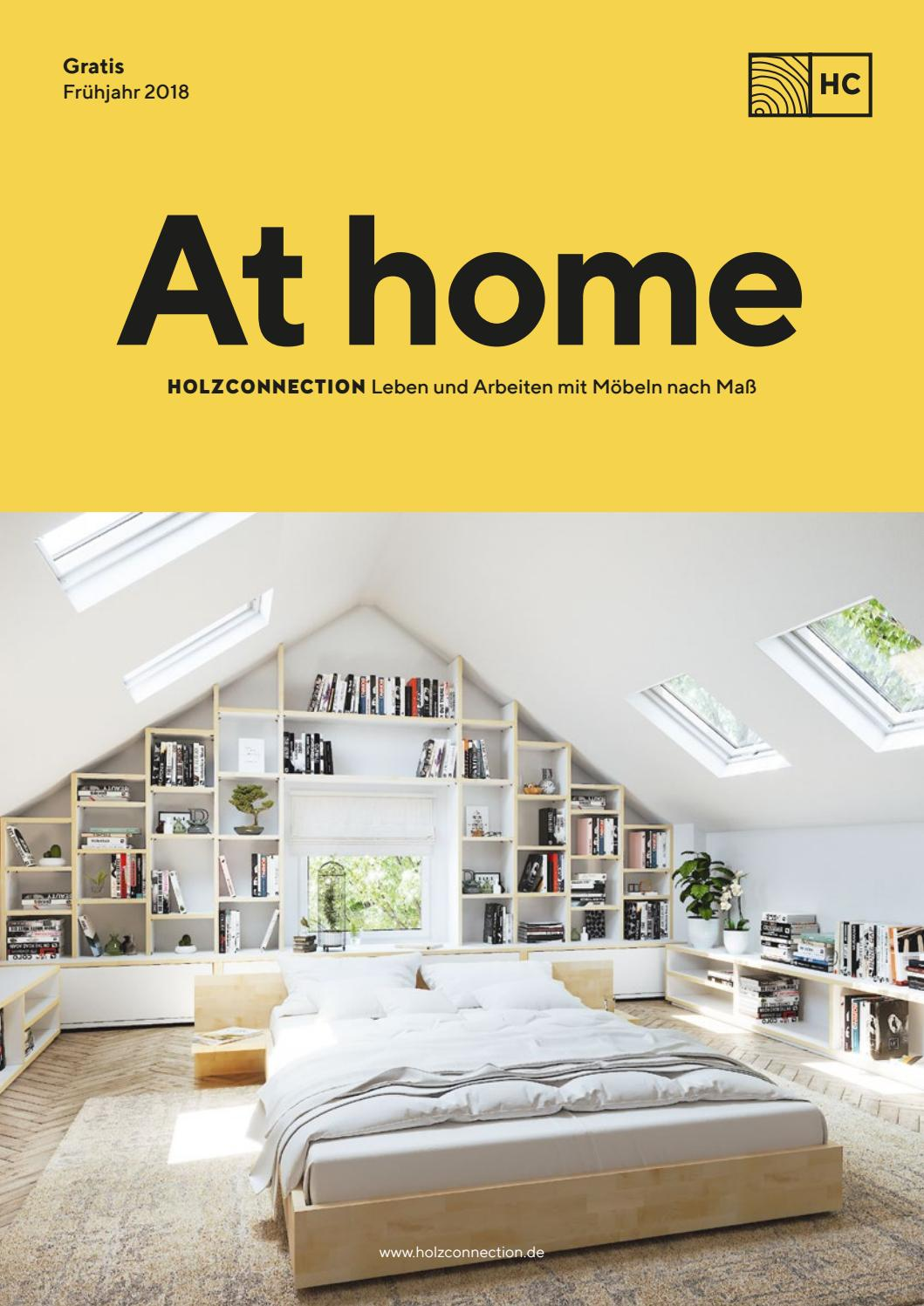 At home – Holzconnection Magazin by Holzconnection - issuu