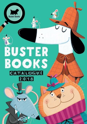 Buster Childrens Books Catalogue 2018 19 By Michael OMara