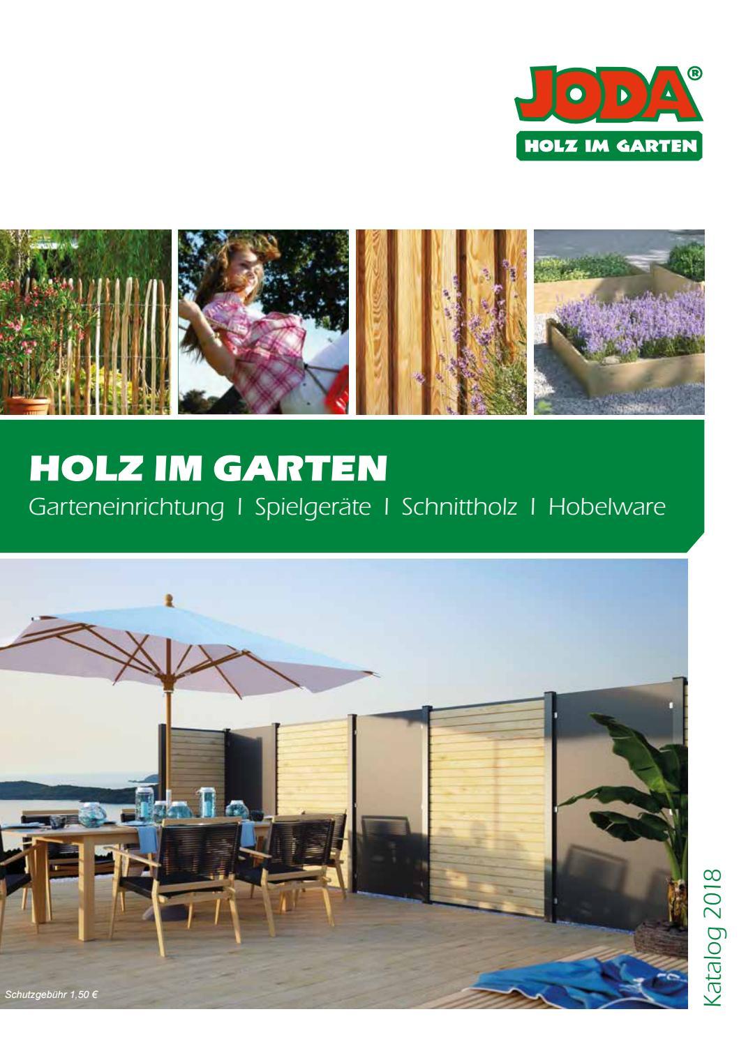 joda holz im garten by kaiser design issuu. Black Bedroom Furniture Sets. Home Design Ideas
