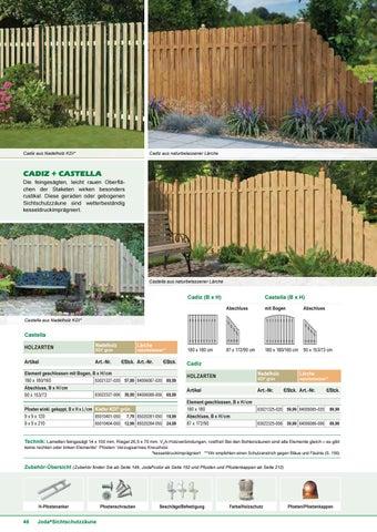 Joda Holz Im Garten By Kaiser Design Issuu