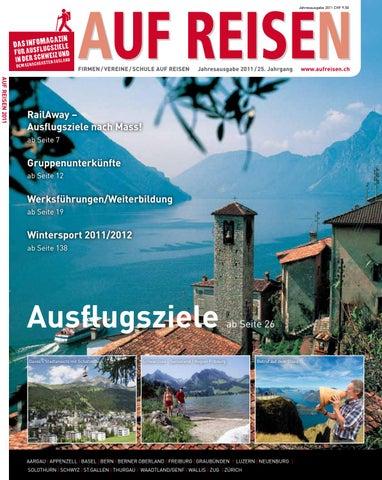 Auf reisen 2011 by MetroComm AG - issuu