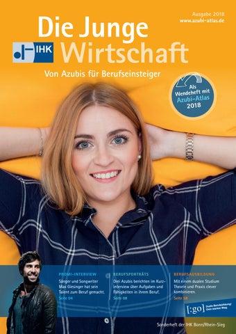 IHK Die Junge Wirtschaft Essen 2018 19 by Patrick Schaab issuu
