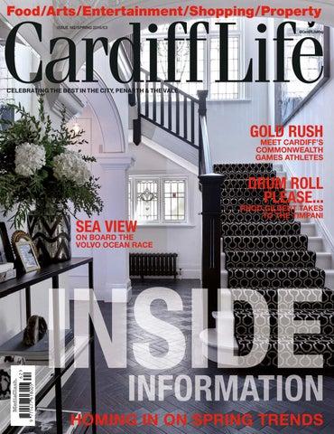 60554f4b9a30 Cardiff Life - Issue 182 by MediaClash - issuu