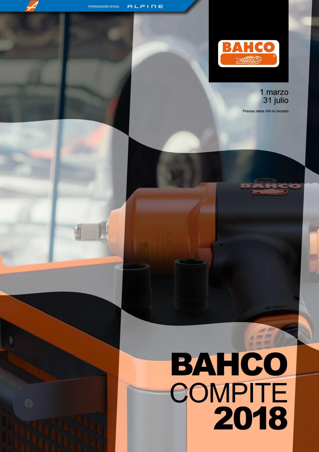 Bahco Bh5Us1000 Cabeza girosc/ópica para Gatos de Foso