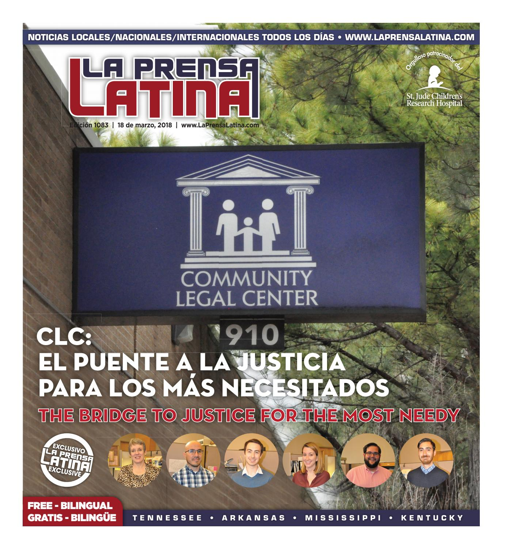 La Prensa Latina 03 18 18 by La Prensa Latina - issuu