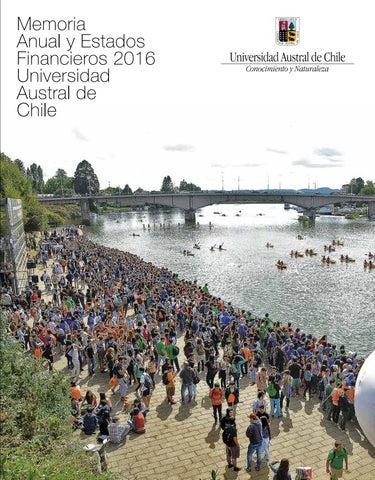 85600e6b37 Memoria UACh 2016 by Orquesta de Camara Valdivia - issuu