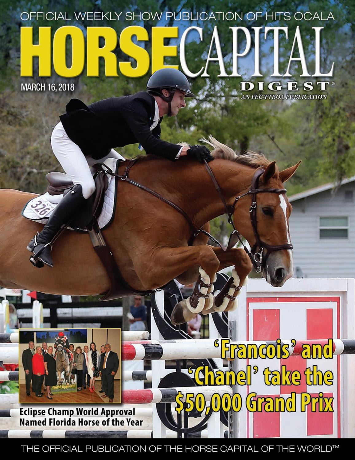 HCD March 16 by Florida Equine Publications - issuu