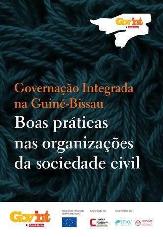 3260cbc8c349e Boas Práticas nas organizações da sociedade civil by Instituto Padre ...
