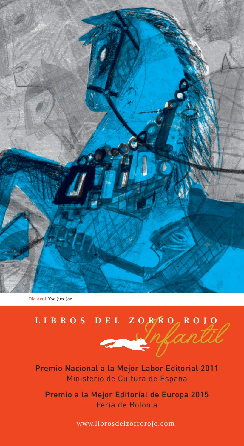 Catálogo infantil primavera 2018 by Libros del Zorro Rojo - issuu