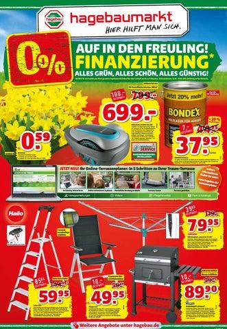Hagebau Mayrose Kw 122018 By Neue Osnabruecker Zeitung Issuu