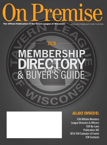 b32d26bce2 On Premise Membership Directory   Buyers Guide 2018 by Nei-Turner ...