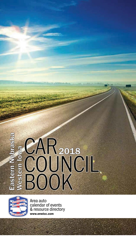 Eastern Nebraska Western Iowa Car Council Book 2018 by Suburban Newspapers  - issuu