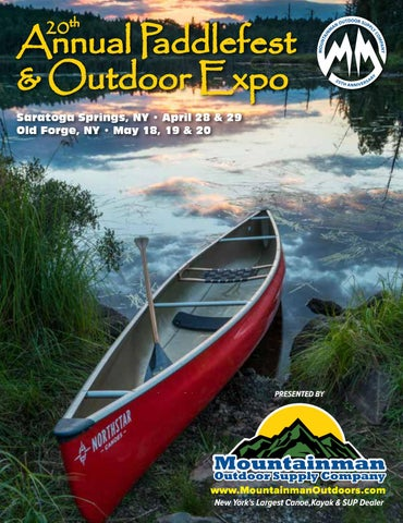 2018 Paddlefest & Outdoor Expo Guide by Mountainman Outdoor